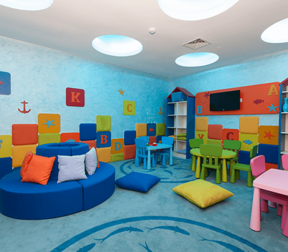 Çocuk Oyun Salonu